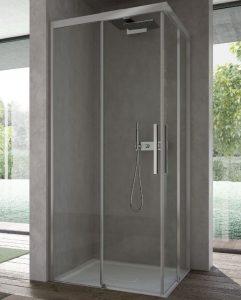 scelta del box doccia angola porta scorrevole disenia 2