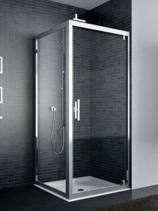 scelta del box doccia angolare disenia
