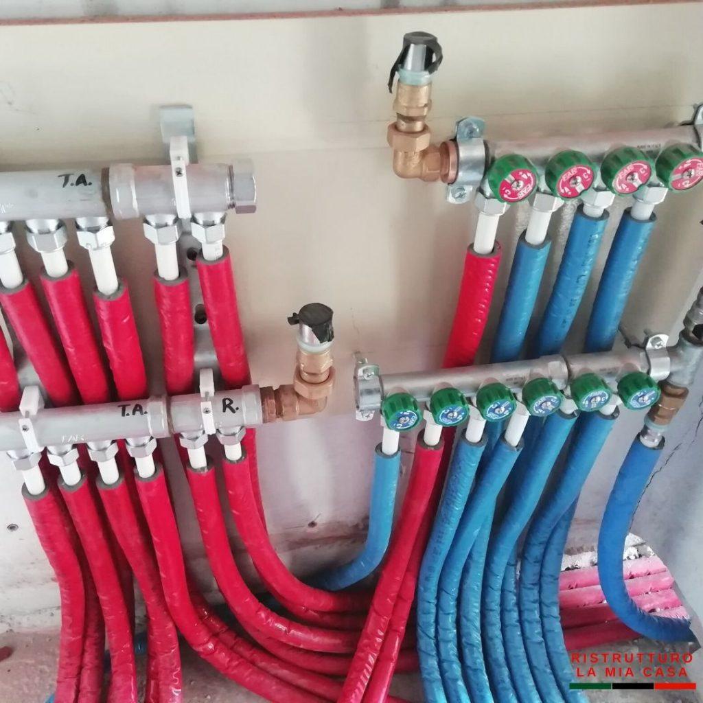 nuovo impianto-ristrutturazione in provincia di torino